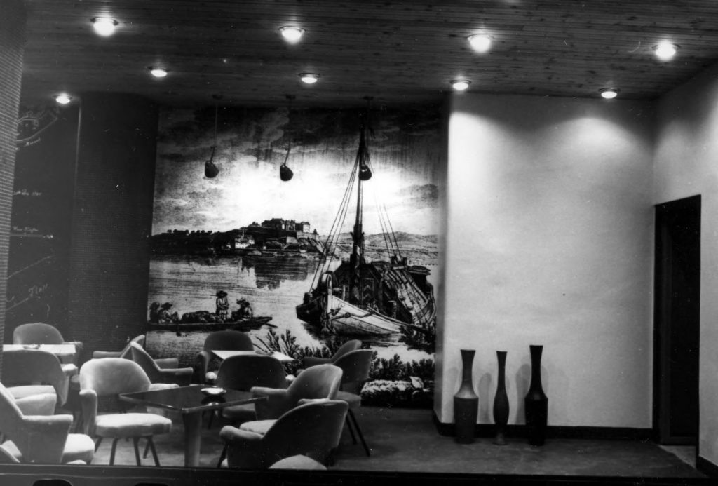 АМБИЈЕНТ – Фотографија великог формата уклопљена у ентеријер Клуба привредника